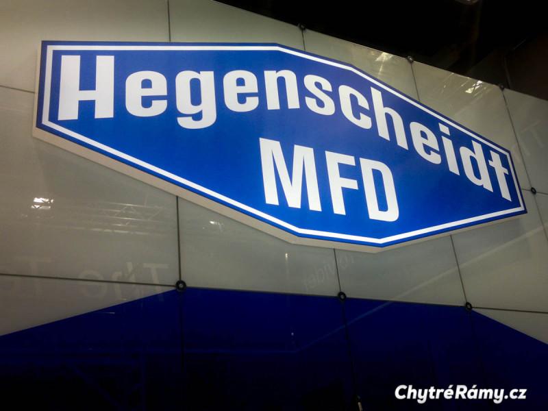 Tvarované logo Hegenscheidt
