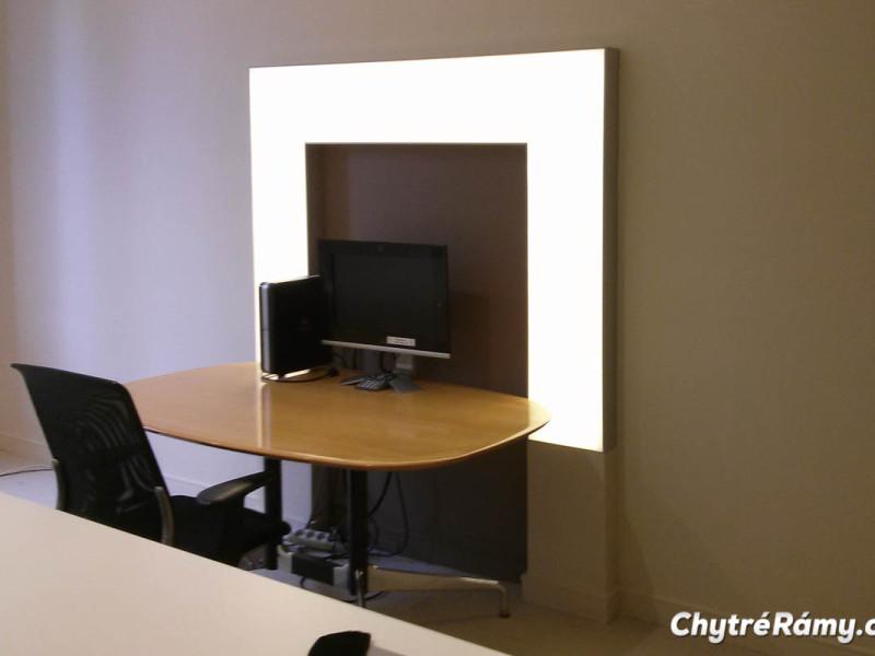 Telekonferenční světlo